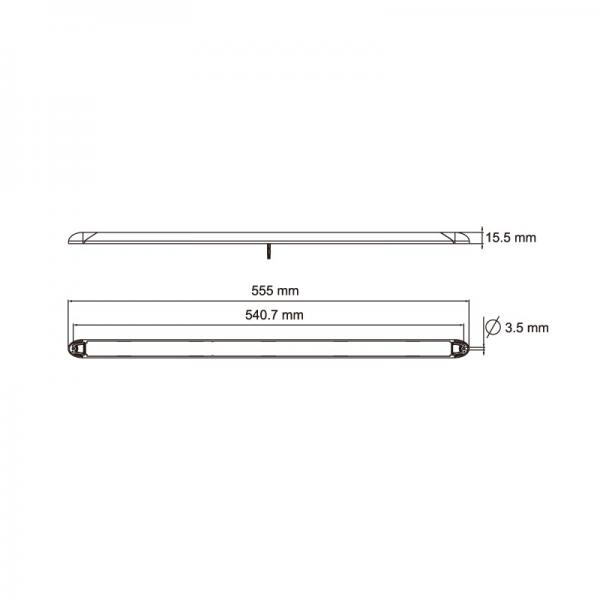 LED Linear Interior Lamp