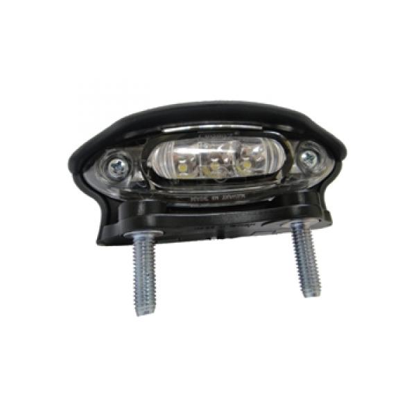 LED 2-Stud Number Plate Lamp