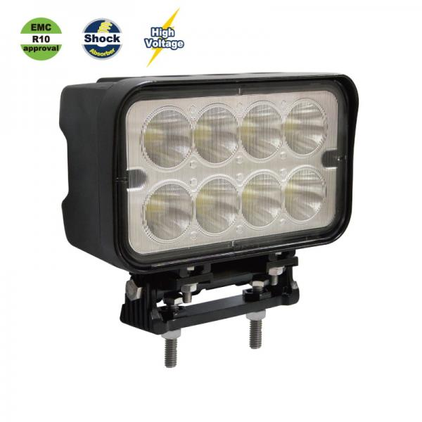 66W LED Work Lamp Flood Beam