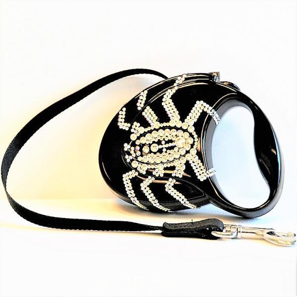 Flexi Glam must/ämblikuga