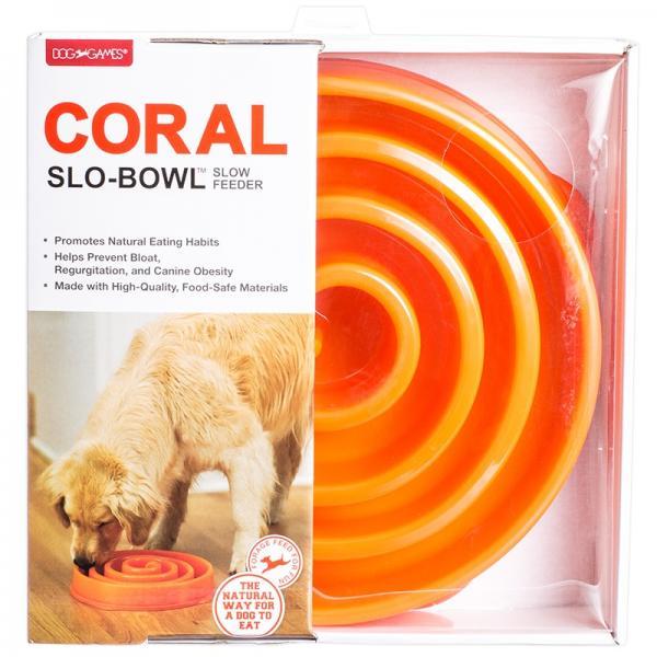 Coral apla koera kauss