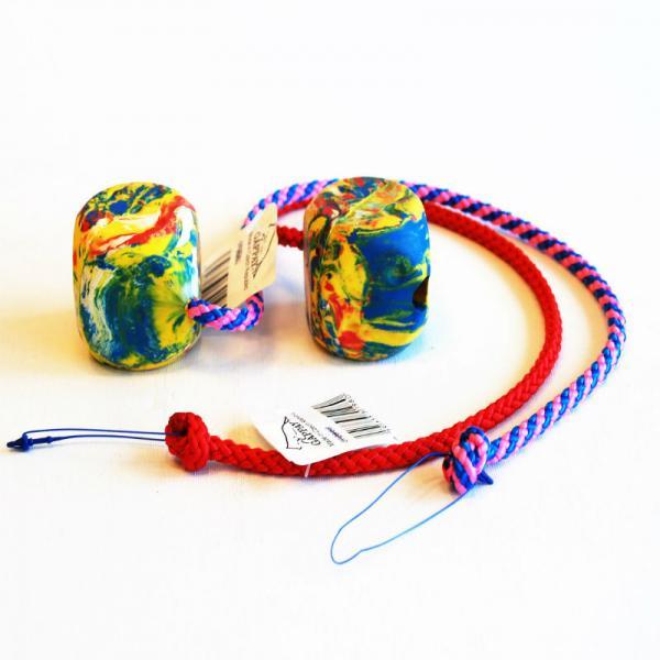 Gappay kandiline pall nööriga 5cm