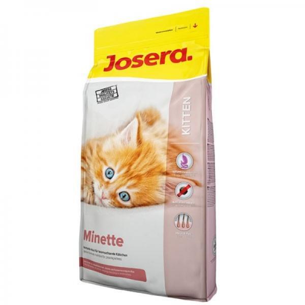 Josera Minette tiinetele ja kasvueas kassidele -  2 kg