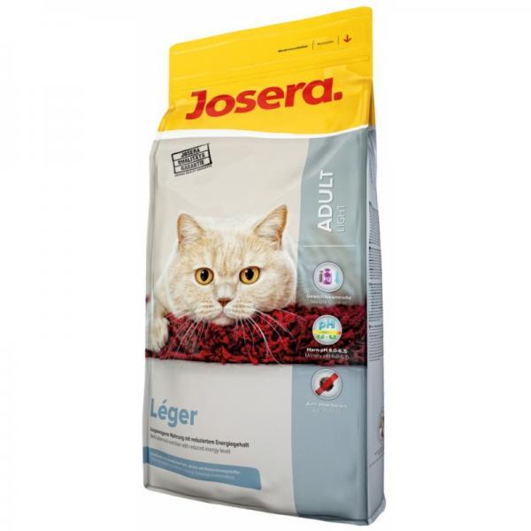 Josera Leger - mitteaktiivsetele ja ülekaalulistele kassidele 2 kg