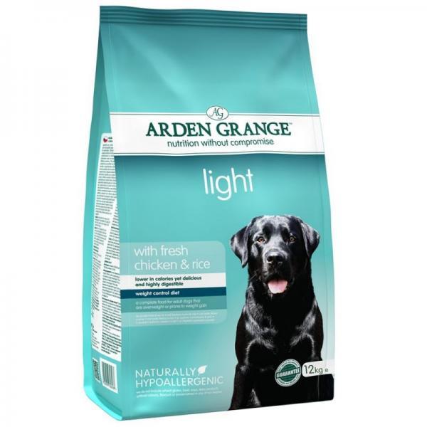 Arden Grange koeratoit lahja, kanaga