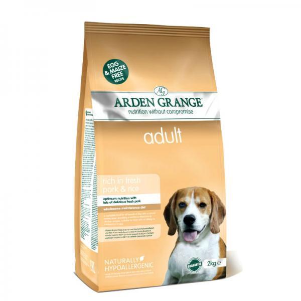 Arden Grange koeratoit sealiha, riisi ja kartuliga