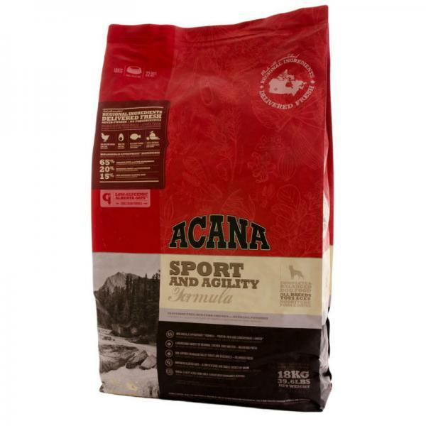 Acana Dog Sport & Agility kanalihaga
