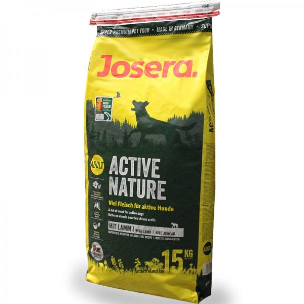 Josera koertetoit Active Nature