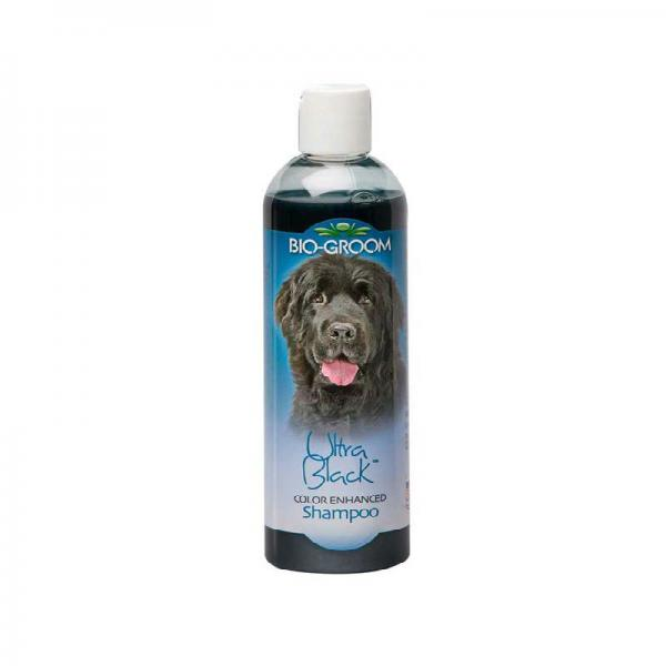 Bio-Groom shampoon mustale karvale, 355 ml