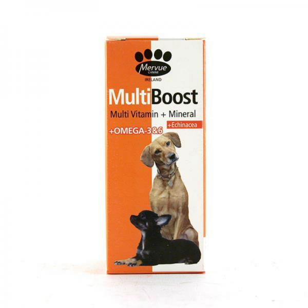 MultiBoost multivitamiinid, 150ml