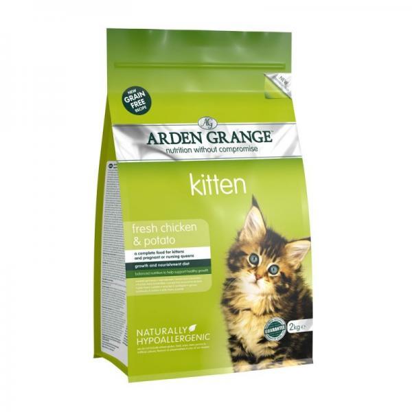 Arden Grange kassitoit Kitten