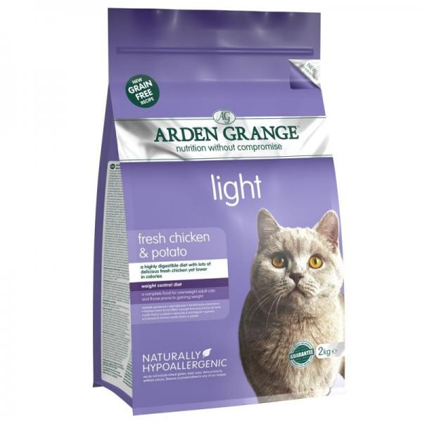 Arden Grange kassitoit Light