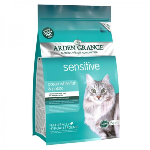 Arden Grange kassitoit Sensitive