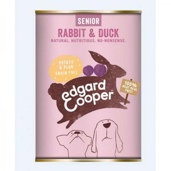 Edgar Cooper konserv jänes + part 400g