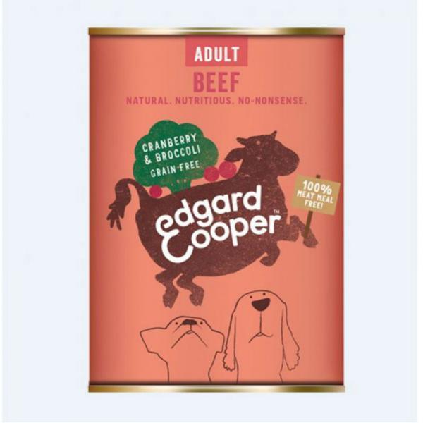 Edgar Cooper konserv veiseliha 400g