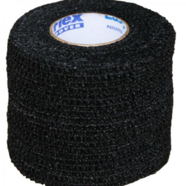 PetFlex isekleepuv elastikside, must, 5cm