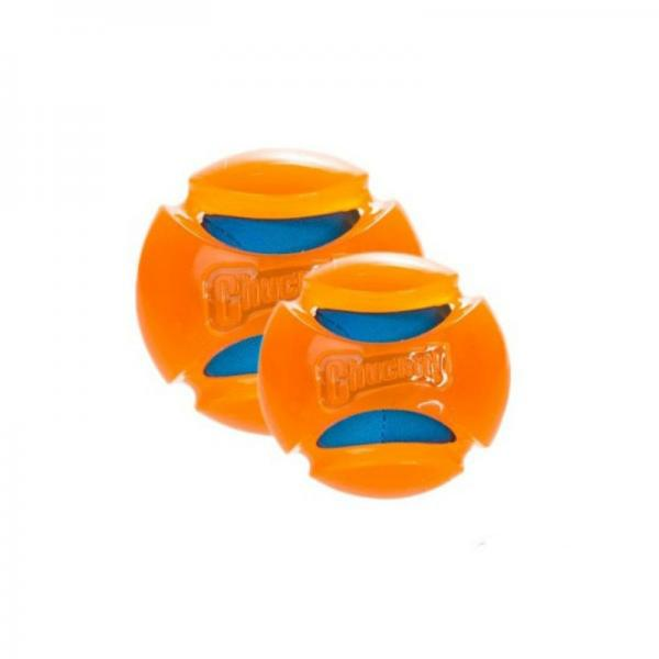 Chuckit! Hydro Squeeze pall - L