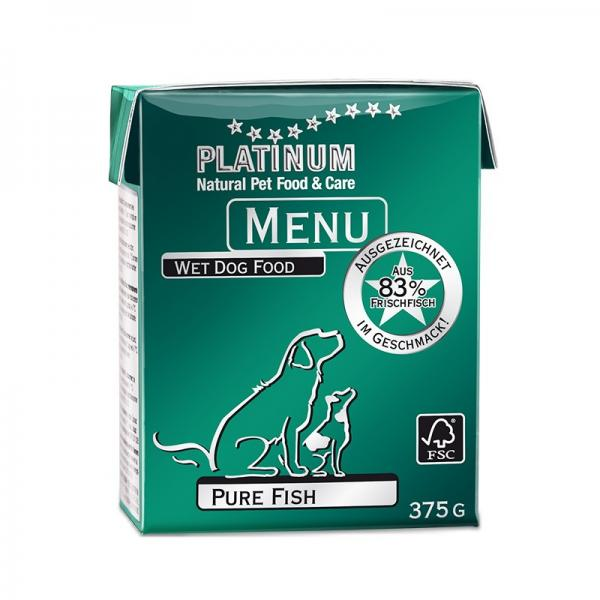 Platinum Menu konserv kalaga 375 g