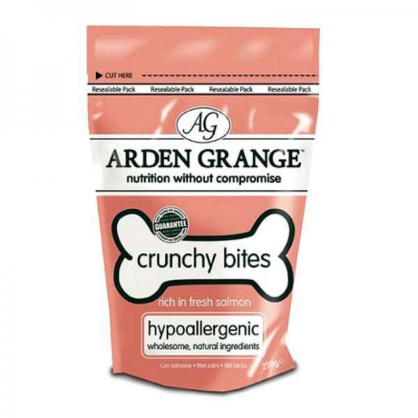 Arden Grange koerte küpsised lõhega