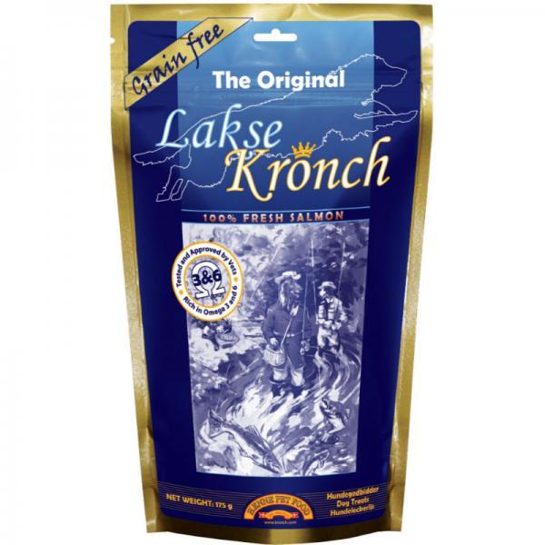 Kronch Lõhekrõmps 175g