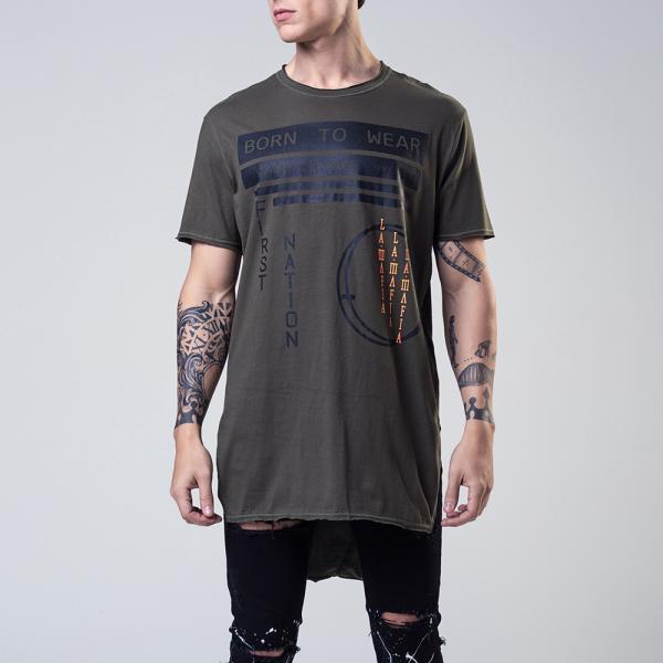 LAMAFIA Shirt HCS12064