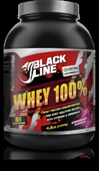 Black Line 100% Whey Protein 2,043 kg