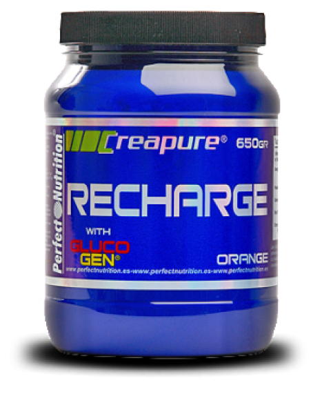 Creapure Recharge 650 gr orange