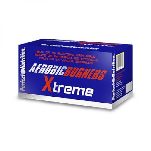 Aerobic Burners Xtreme - Rasvapõletus ampullid 24x