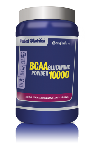 BCAA + GLUTAMINE Powder 1,0 kg