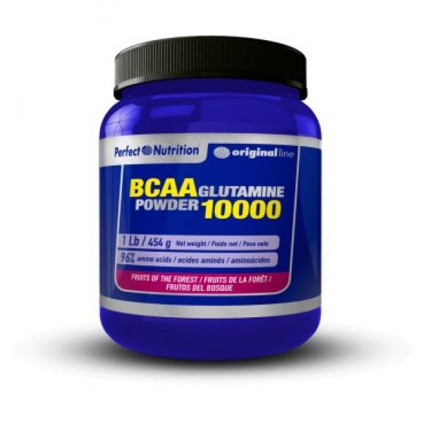 BCAA Glutamine Powder 10000 454 g