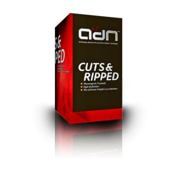Cuts & Ripped 90 capsule