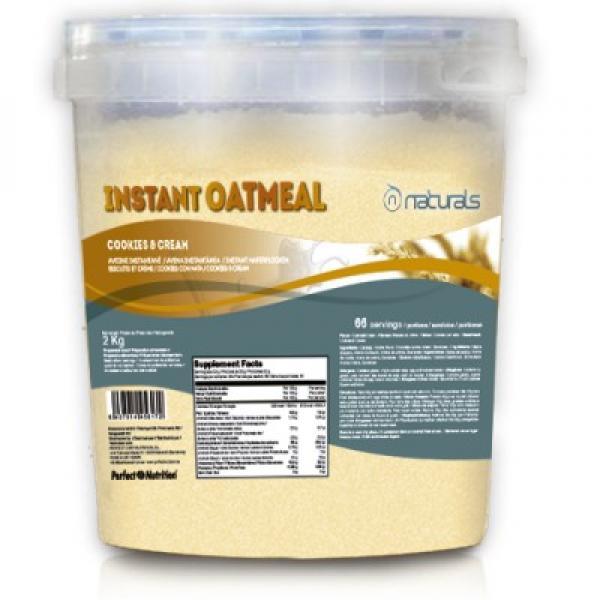 INSTANT Oatmeal 2,0 kg