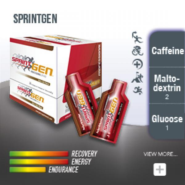 Sprint Gen 24 gel