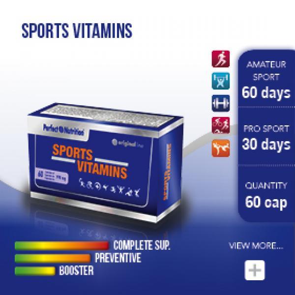 Sports Vitamins