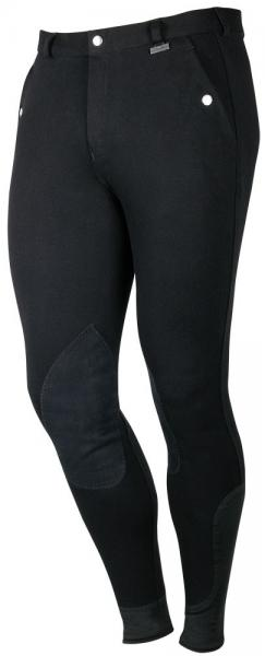 Montar jeans breeches with silicon grips