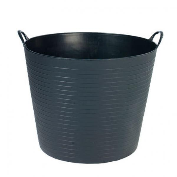 FLEXI TUB 14L BLACK