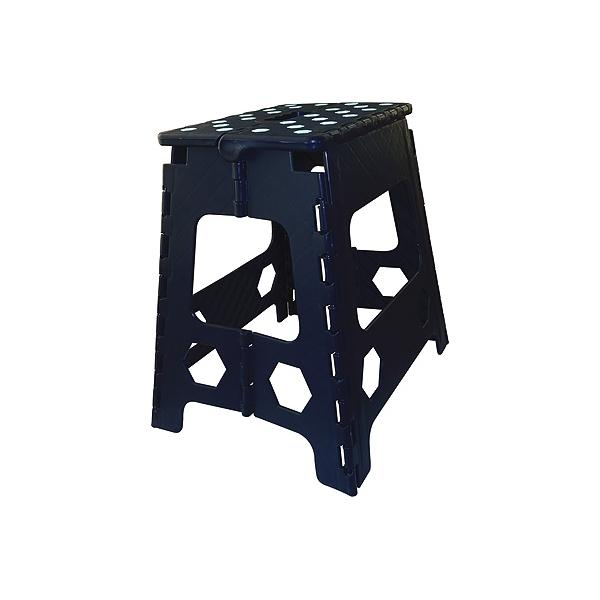 step stool with grop