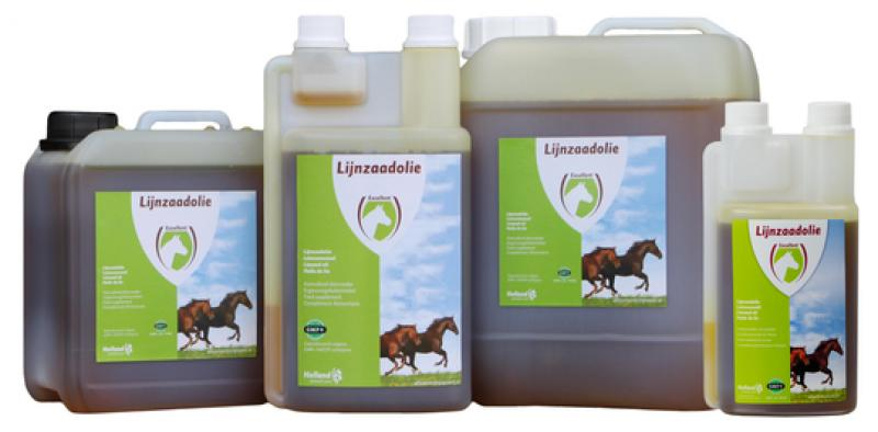Holland Animal Care linaseemne õli 500ml