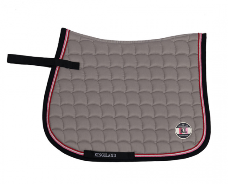 KL Wrens Saddle Pad with Coolmax