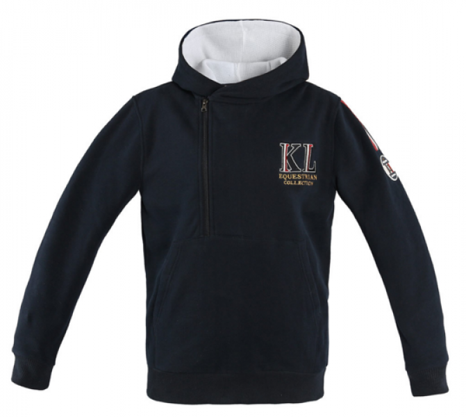 Kingsland sweat jacket Arcadia