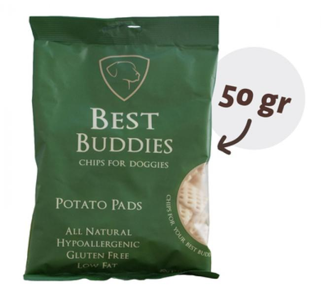 Potato pads for dogs