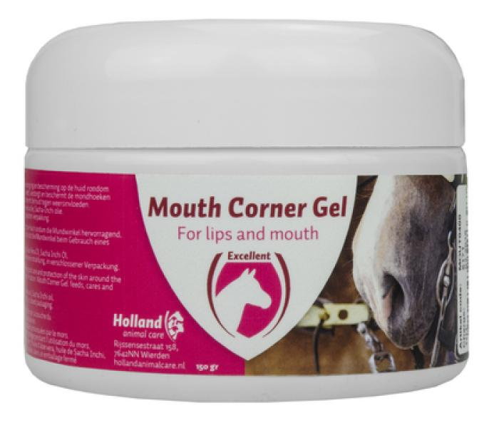 Mouth corner gel