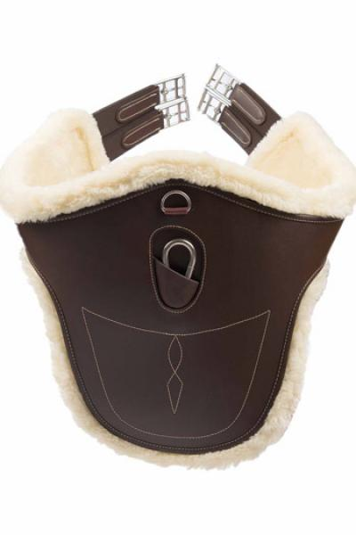 Kentucky Sheepskin Studgirth