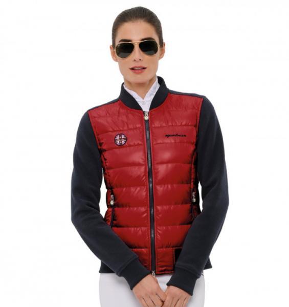 KL unisex sweat jacket st.andrews