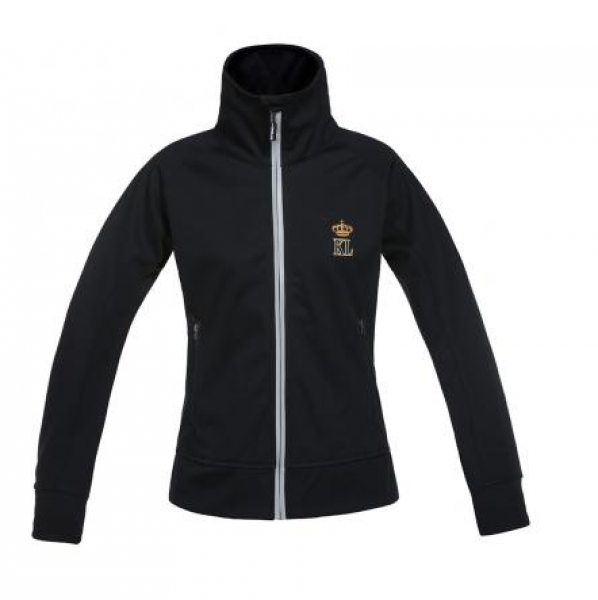 KL ladies softshell Corizon navy