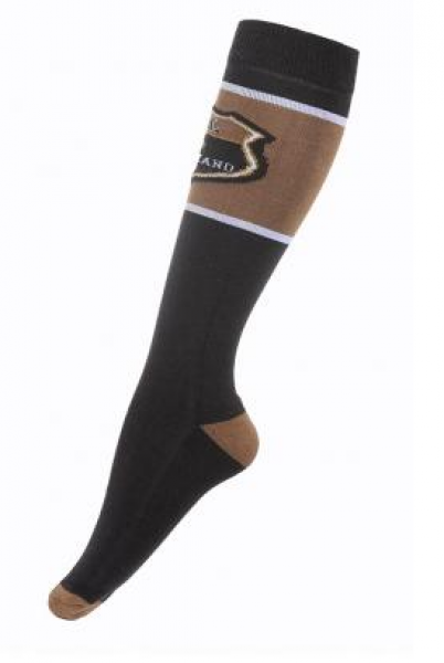 KL socks TAZ brown