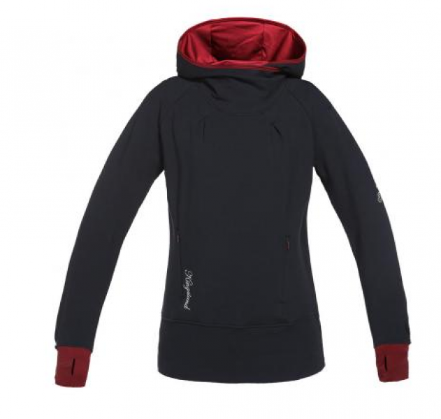 Kingsland ladies sweat hoodie