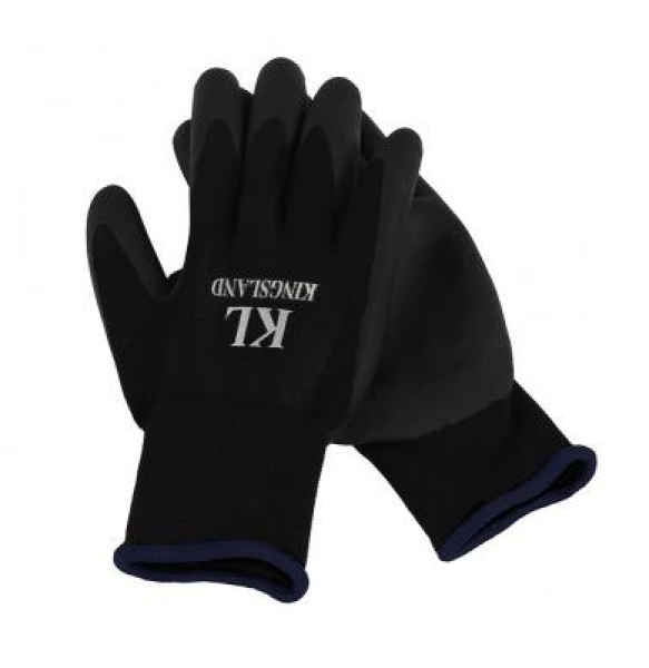 KL Durness Unisex Riding Gloves w Fleece