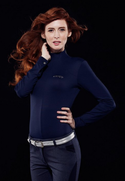 Animo  WOMAN'S MOCK TURTLENECK