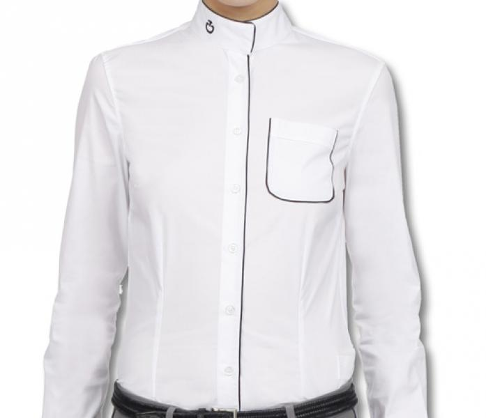 Cavalleria Toscana Pocket Piping Shirt